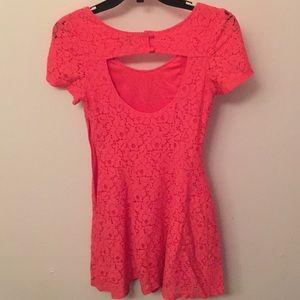 Rue21 Dresses - Coral/ pink dress